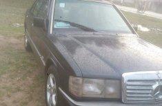 Mercedes-Benz C200 2002 Black