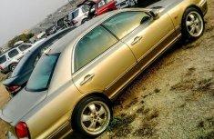 Hyundai Grandeur 2000 Gold