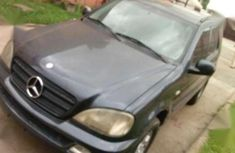 2001 tokunbo Mercedes-Benz ml320