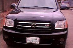 Good used Toyota Sequoia 2001 For Sale