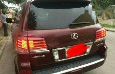 Nealty Used Lexus Lx570 2008 Pimped To 2014