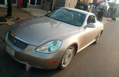 Good Used Lexus Sc430 2006 For Sale