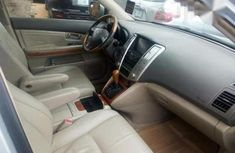 Lexus RX330 2004 Silver For Sell