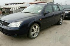 Ford Mondeo 2002 Blue