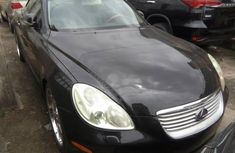 Lexus SC 2002 in good condition for sale
