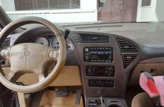 Rendezvous buick 2003(suv jeep)