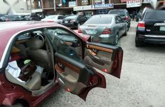 Nigerian used Hyundai Grandeur 1999