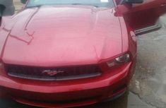 Very Clean tokunbo ford Mustang 2011