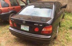 Nigerian used Lexus gs300