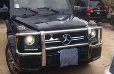 Well Kept Mercedes-Benz G63 2013 for sale