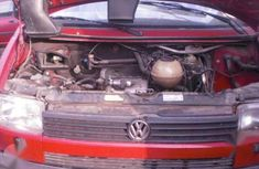Tokunbo Volkswagen T4 Bus with A/C & Sound Petrol Engine for N1.25m
