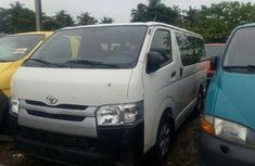 Nothing to fix Toyota HiAce 2014 for sale