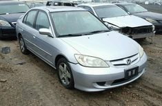 Honda Civic silver 2004 For sale