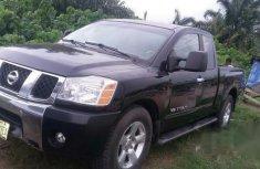Nissan Titan 5.6.Se 2006 Black for sale