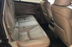 Lexus 570 2010 Black