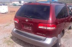 Toyota Sienna 2002 Pink For Sale