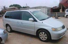 Few months used Honda Odyssey 2001