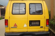 Ford Encoline E250 2004 Yellow For Sale