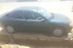 Ford Mondeo 2004 Green