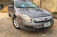 Ford Fusion 2007 Gray