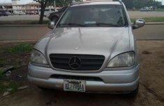 Mercedes-benz ML 320 2001 Silver