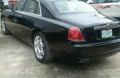 Clean Rolls-Royce Ghost 2011 Blue For Sale