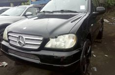 Well Kept 2001 Mercedes-Benz ML 320 for sale