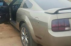 Ford Mustang 2005 Brown For Sale