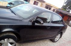 Clean Skoda Octavia 2012 Black