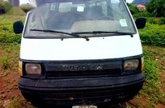 Toyota 18seater Bus 1998 White For Sale