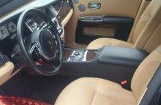 Rolls-Royce Ghost 2011 Black