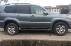 Lexus Gx470 first body leather seat very sound engine and gear Ac chil