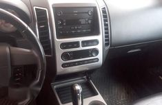 Ford Edge SEL 2007 Gold