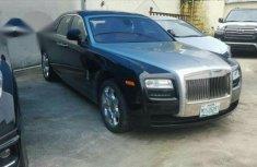 Rolls-Royce Ghost 2011 Blue
