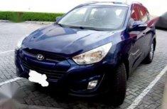 Hyundai Ix35 2011 model Registered