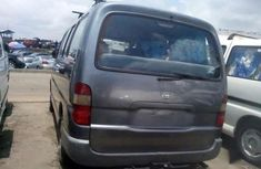 Toyota Hiace up for grabs