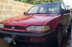 Honda Concerto 1995