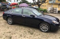2007 Lexus ES300 black for sale