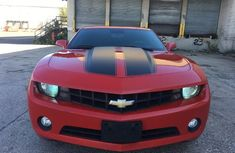 2010 Chevrolet camaro red for sale