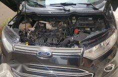 Nigerian Used Ford EcoSport 2013 Black