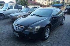 Acura RL 2009 Black For Sale