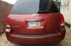 Nissan quest maroon color