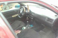 A Wonderful Volkswagen Bora 2005 Red
