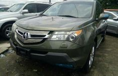 Used Acura MDX 2008 Green