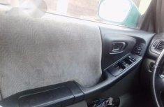 Clean Subaru Forester 2002 Green