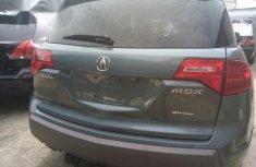 Acura MDX 2009 Green