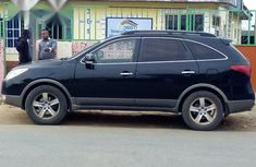 Hyundai Veracruz 2005 Black