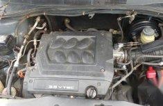 Honda Odyssey 2001 Gray