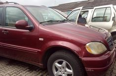 Good Used Mercedes-Benz ML 320 2001 For Sale
