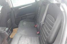 Ford Fusion 2015 Black